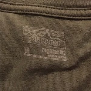 Patagonia Shirts - Patagonia Relax Fit Long Sleeve Tee